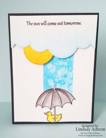 Rain & Sunshine Card 1