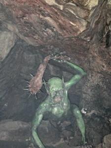 Goblin in Cox's Cave
