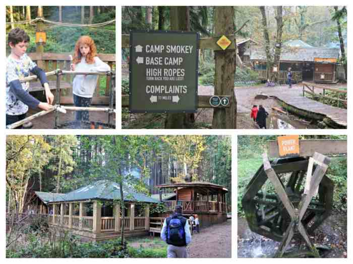 We review a family holiday at Bluestone National Park Resort - does it appeal to older kids?