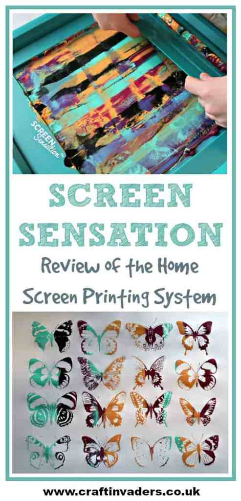 Screen Sensation is an at home screen printing system that makes beautiful screen printed designs at home accessible to everyone. Read our comprehensive review and take advantage of our 25% off discount code.
