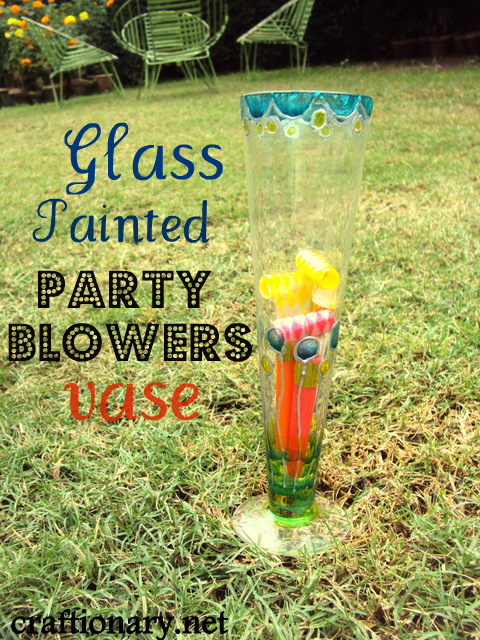 glass-painted-birthday-party-vase