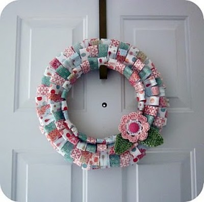 DIY-ribbon-wreath