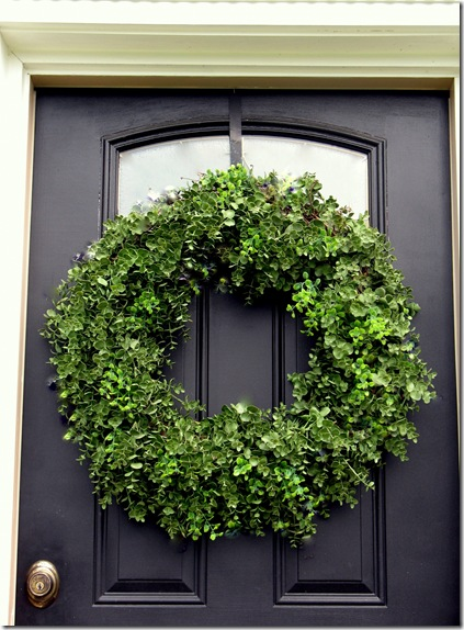 DIY-green-wreath-greenery-diy-wreaths-great-ideas