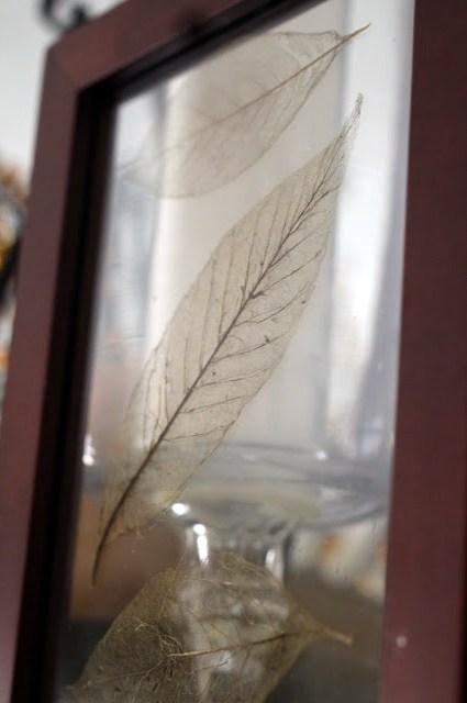 make diy leaves