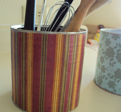 kitchen-tin-cans-organizers-use-utensils