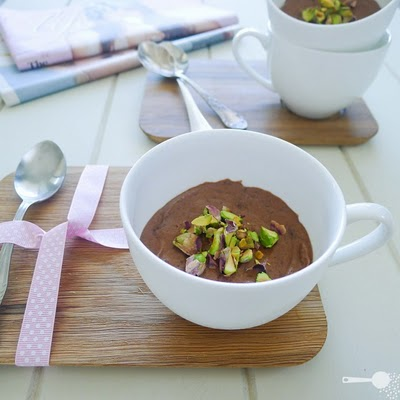 delicious desserts chocolate mousse