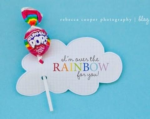pops rainbow printable free