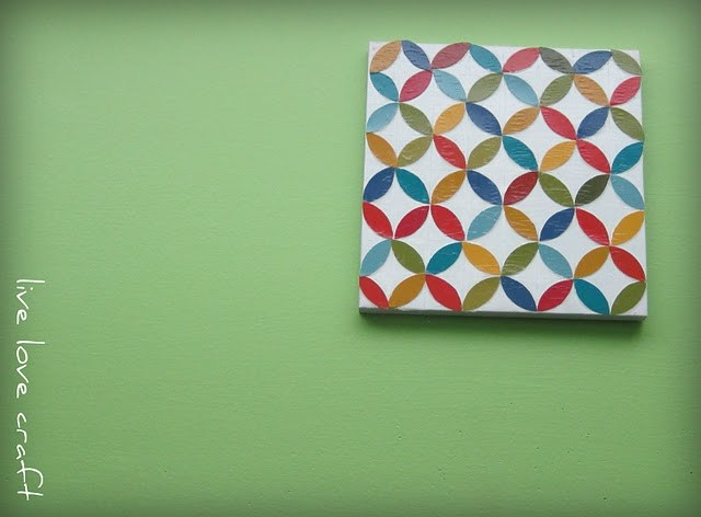diy-geometric-wall-art