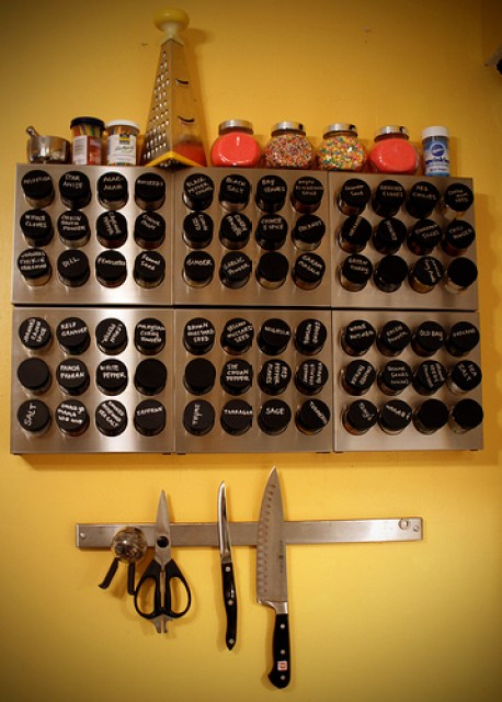 make spice storage