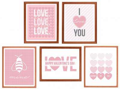 love free printables