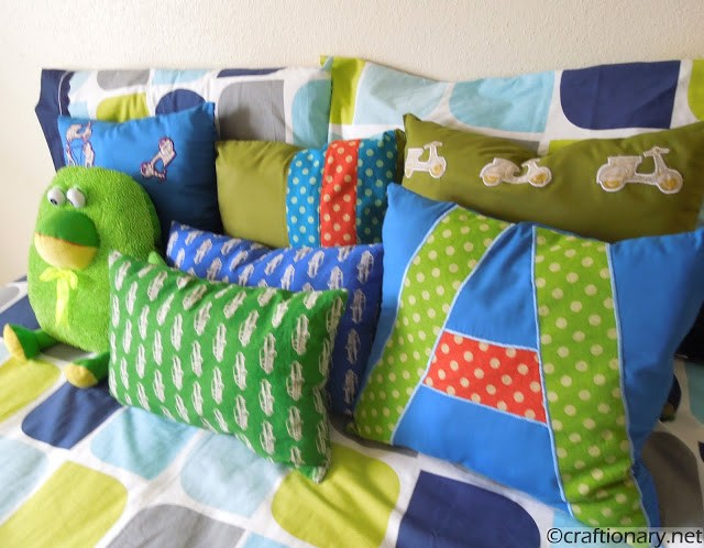 polka-dots-pillow-boys-bedroom