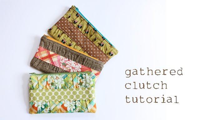 gathered-handmade-clutch
