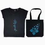 """Set """"Magical"""" – tricou + tote bag"""