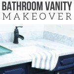 How To Make A Vanity Taller And Deeper Craftivity Designs
