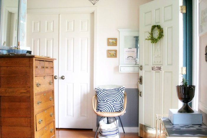 Stunning Green Doors - Craftivity Designs mint