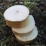 Easy and Simple to Make Homemade Waldorf Wooden Blocks