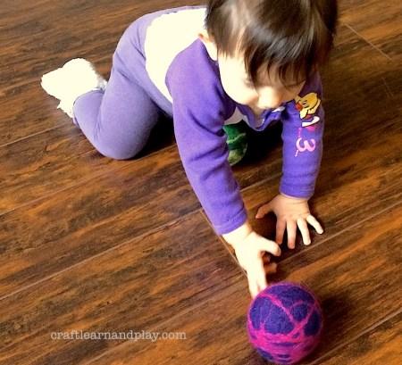 Ball Game-Chasing the Ball