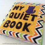 Unique Gift for Toddlers – Quiet Book