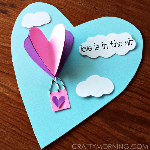 25 Adorable And Easy Valentines Day Crafts For Kids