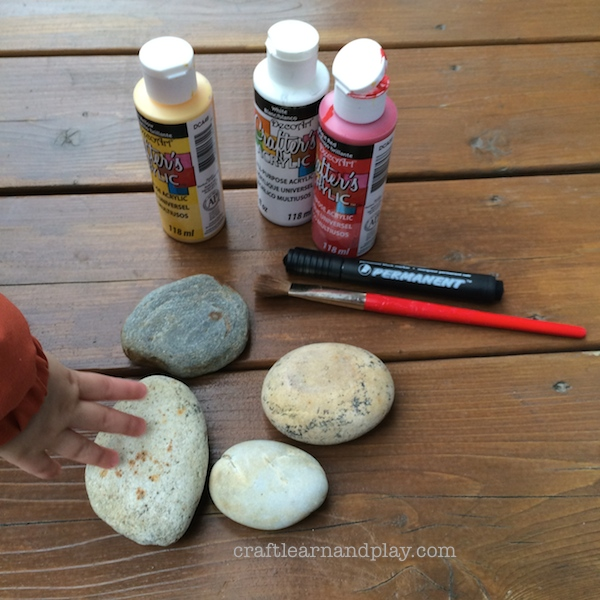 painted rocks crafts