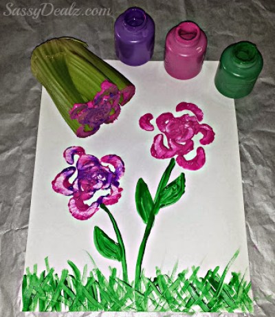 celery-flower-craft