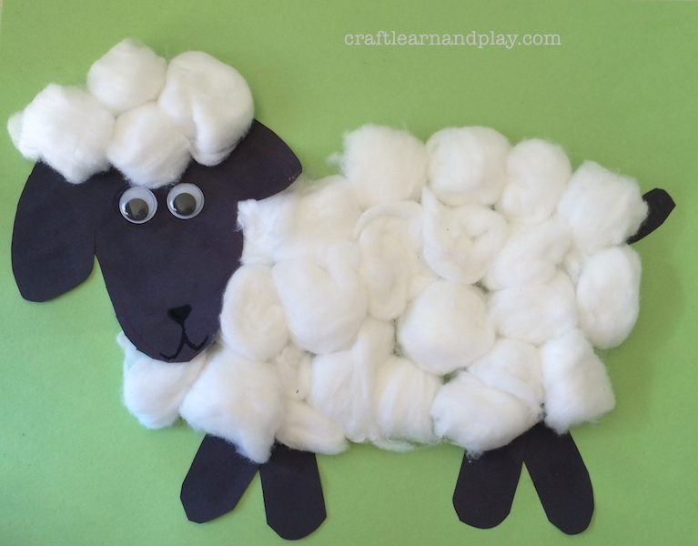 cotton-balls-sheep-craft-for-kids