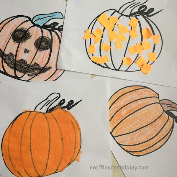 halloween-pumpkin-projects