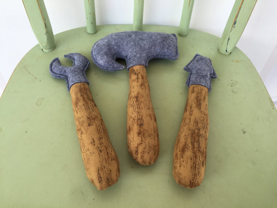 tool felt set gift for boys