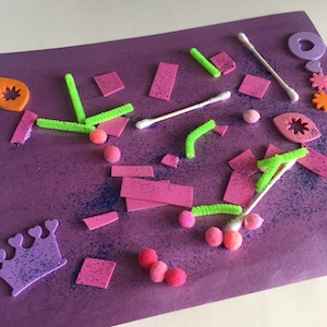 collage arts and crafts for kids