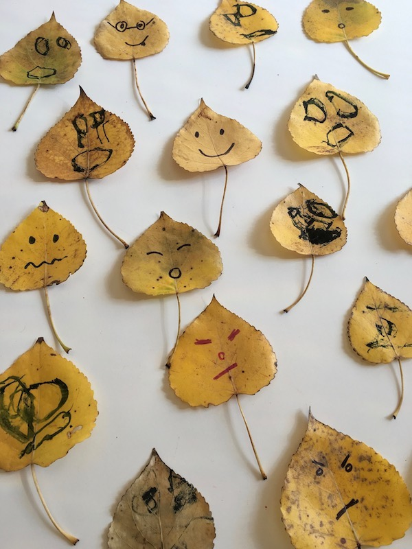 Fall activities for preschoolers to learn social skills and emotions from young age