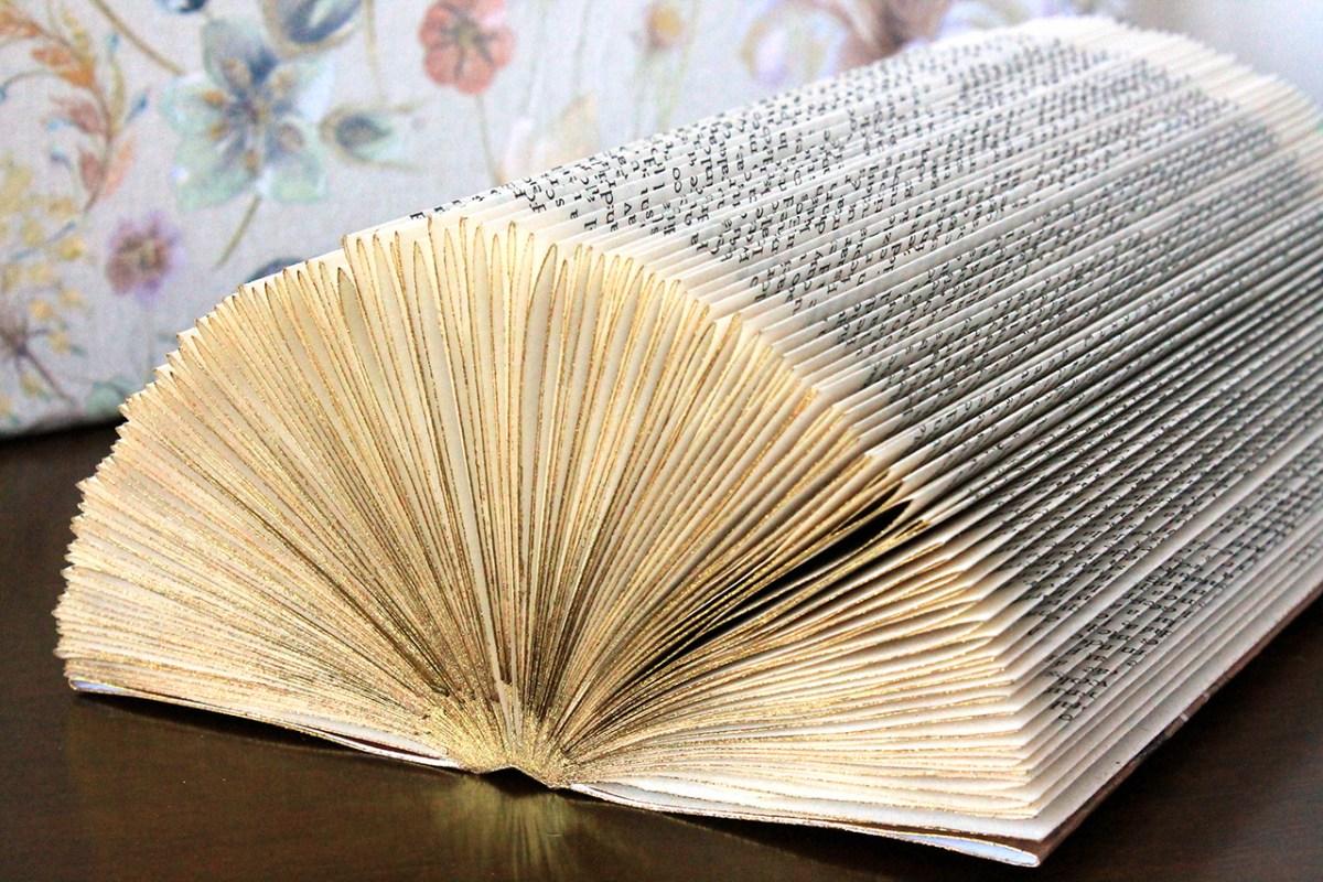 Βιβλιο αλλιως, για το γραφειο- book folding