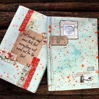 Καλυμματα βιβλιων και διακοσμηση