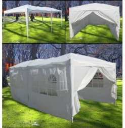 10x20 Art Fair Tents: EZ Up Canopy Tent