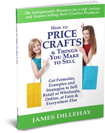 how to price crafts cover