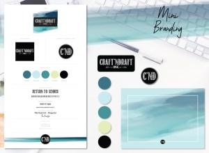 Mini Logo and Branding Package - CraftnDraft Inc