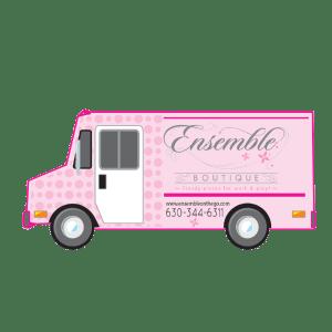 Ensemble Boutique Logo - Illinois - Designed by CraftnDraft Inc