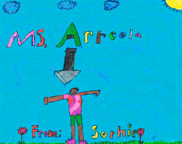 1-sophie's-drawing-of-ms.-arreola