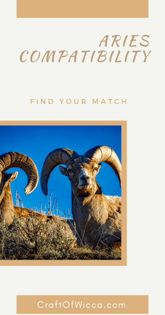 Aries Compatibility: Find Your Match - Craft of Wicca