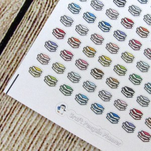 Tiny Books stickers