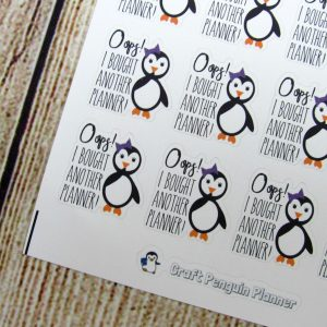 Snowflake- Oops, I bought another planner