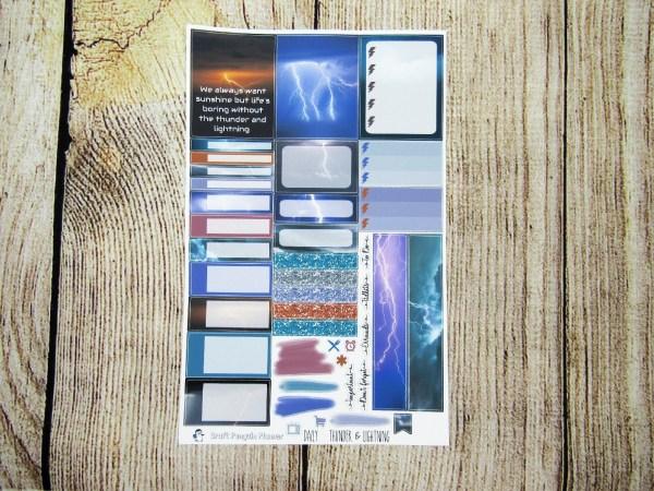 Thunder & Lightning DAILY kit