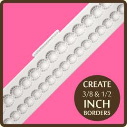 beaded pearl border
