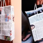 3 Designs Of Cute Crafts Using Paper Bags How To Make A Paper Bag With Newspaper Paper Bag Making Tutorial