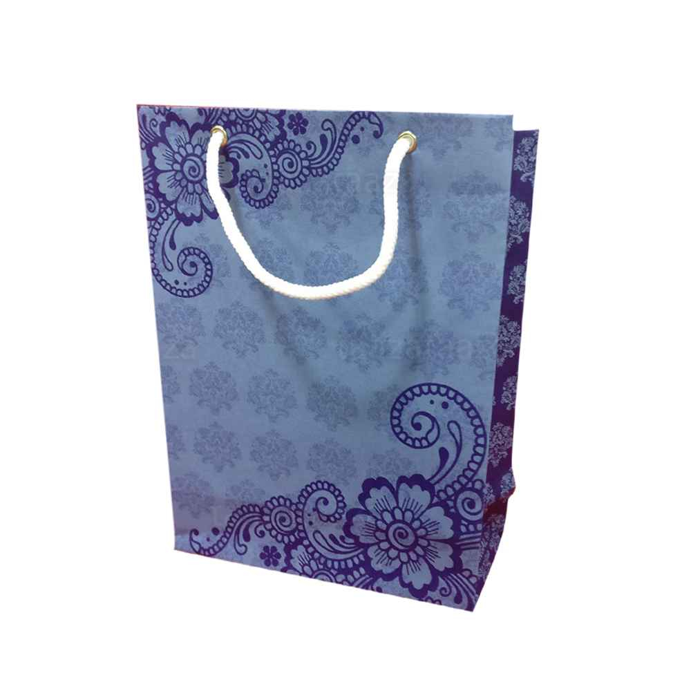3 Designs of Cute Crafts Using Paper Bags Pack Of 100 Paper Carry Bags Mangal Crafts Taazataaza