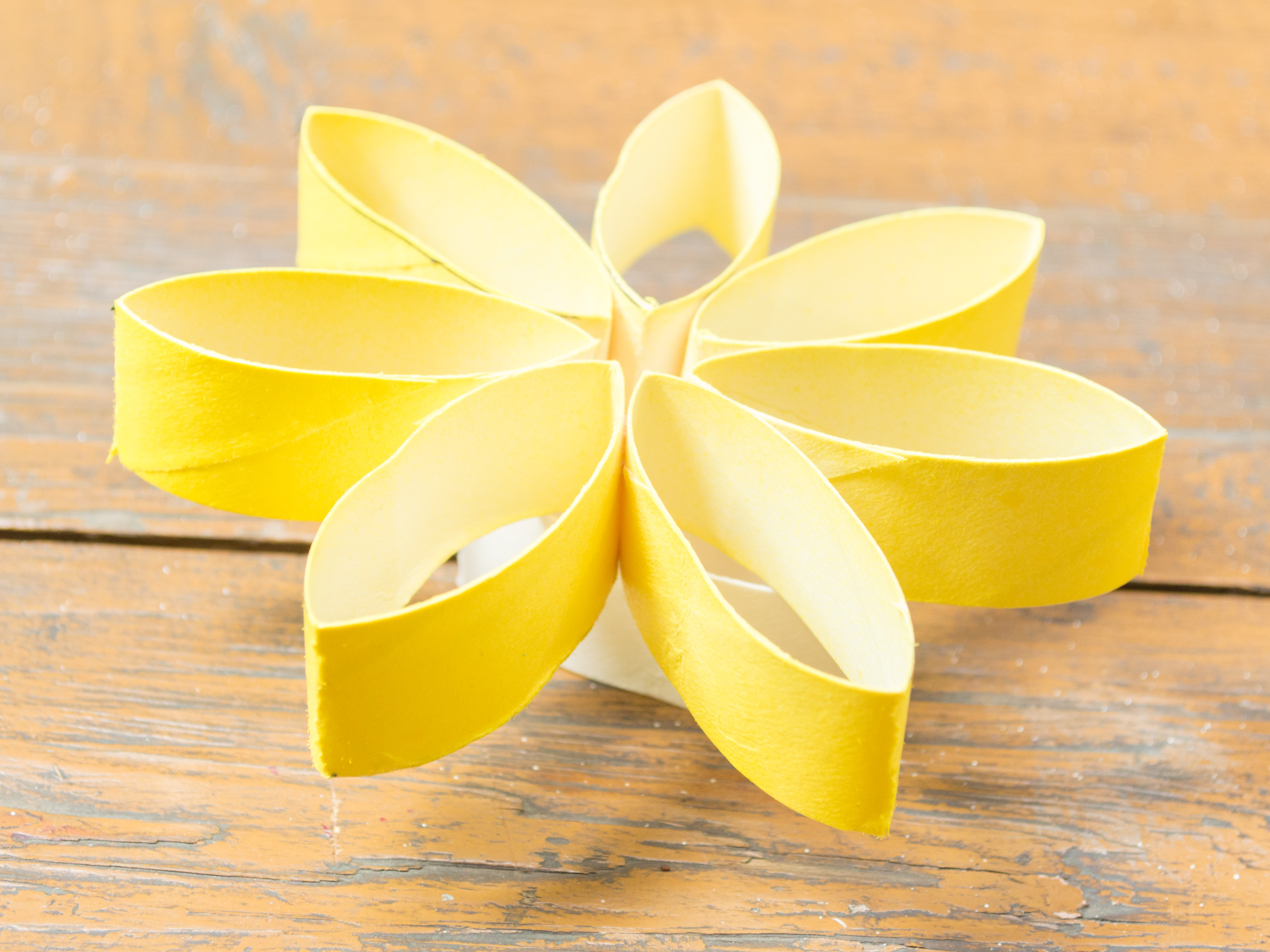 3 Easy Designs of Crafts Out Otissue Paper 3 Ways To Make Flowers Made Of Toilet Paper Wikihow