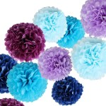 3 Easy Designs Of Crafts Out Otissue Paper Tissue Paper Flowers Paper Pom Poms For Crafts Large Han