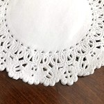 3 Pretty Designs Of Craft Paper Doilies 50pcs White Normandy Lace Paper Doilies Round 14 Inch 153779