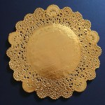 3 Pretty Designs Of Craft Paper Doilies Gold Paper Doilies Design Craft Craft Supplies Tools On Carousell