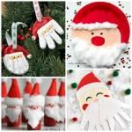3 Unique Designs Of Paper Plate Santa Craft 15 Creative Santa Crafts For Kids To Make I Heart Arts N Crafts