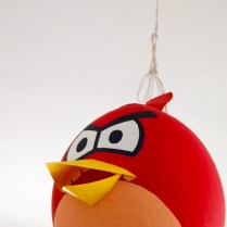 Angry Bird Paper Plate Craft 16 Creative Paper Mache Piata Tutorials For You Guide Patterns